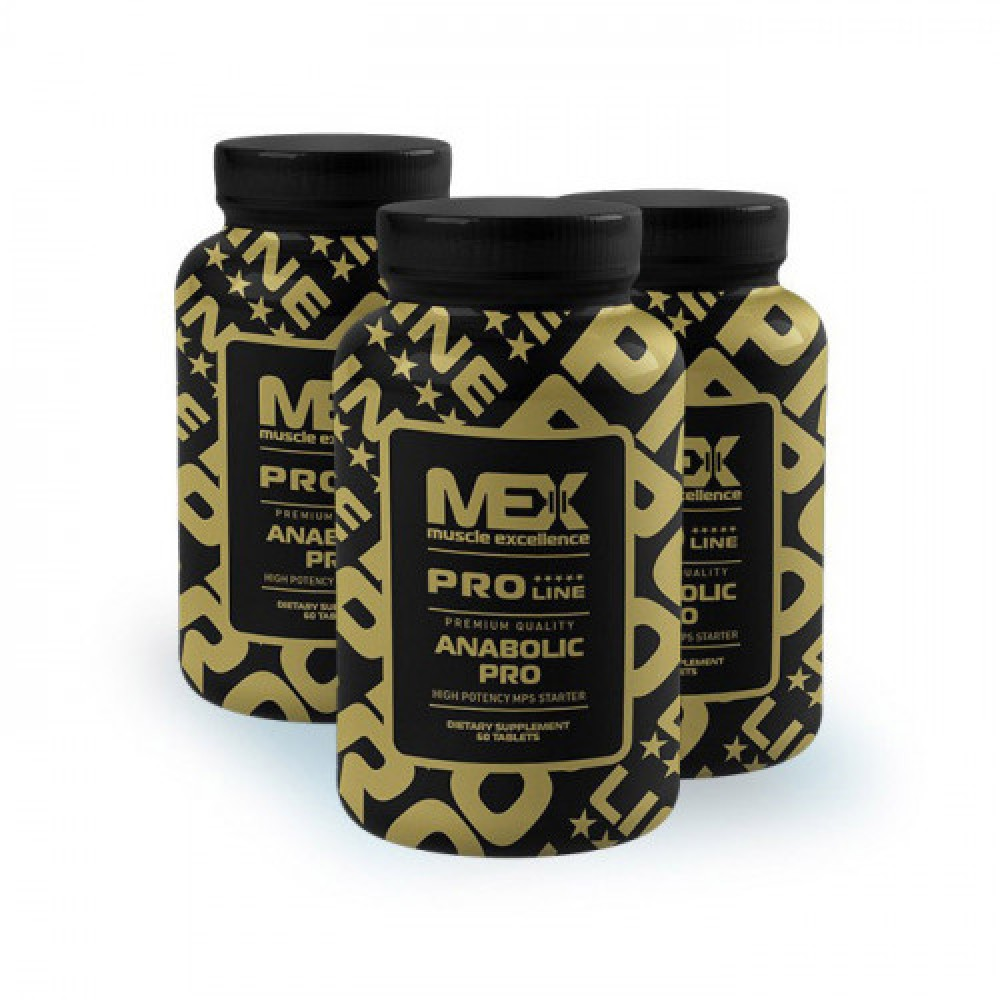 MEX Muscle Excellence Anabolic Pro 60 tabs