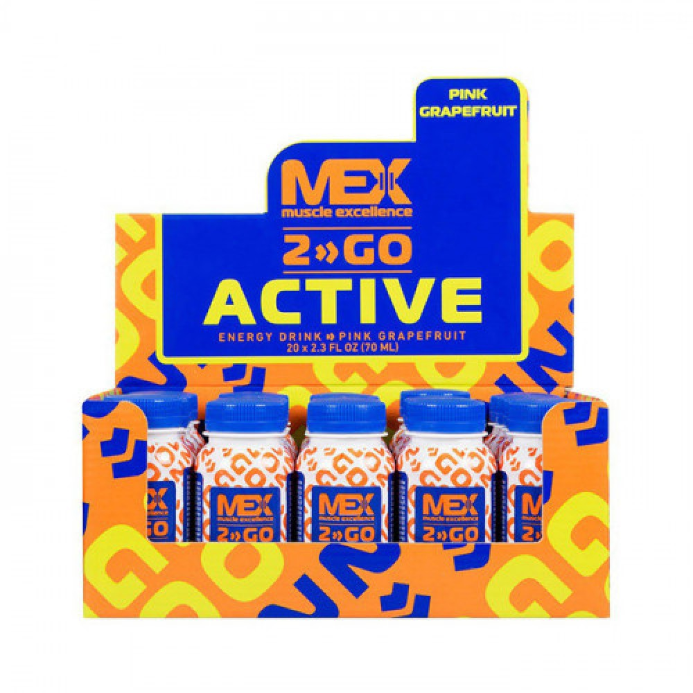 MEX Muscle Excellence Active Shot 20 x 70 ml