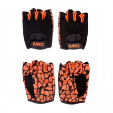 MEX Muscle Excellence Flexi Gloves Orange XS, S, M, L