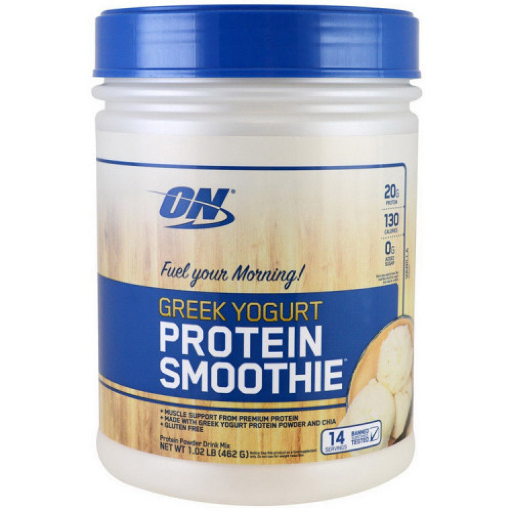Optimum Nutrition Greek Yogurt Protein Smoothie 462 g