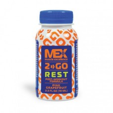 MEX Muscle Excellence Rest Shot 1 x 70 ml