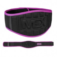 MEX Muscle Excellence Fit Brace Violet XS, S, M, L, XL