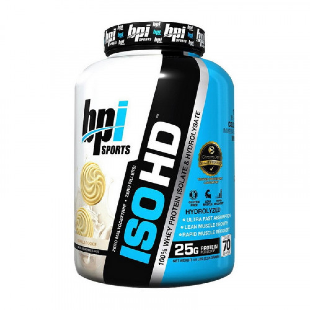 BPI Sports ISO HD 2,2 kg