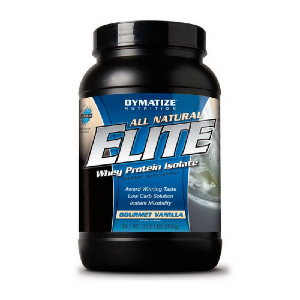 Dymatize All Natural Elite Whey 908 g