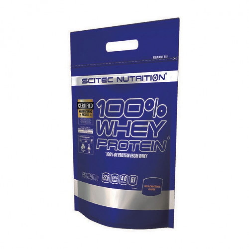 Scitec Nutrition 100% Whey Protein 1,85 kg