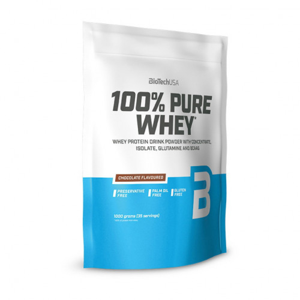 BioTech 100% Pure Whey 1 kg