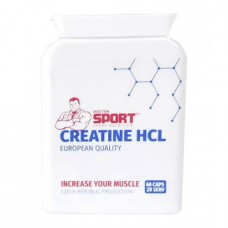 Doctor Sport Creatine HCl 60 caps