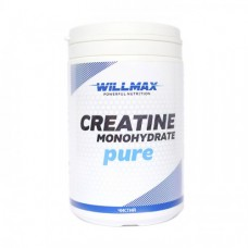 Willmax Creatine Monohydrate Unflavored 500 g