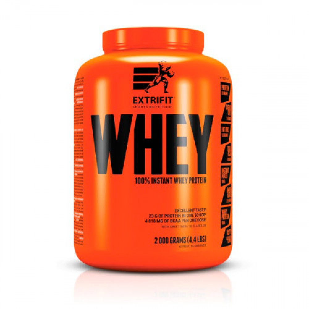 Extrifit 100% Instant Whey Protein 2 kg