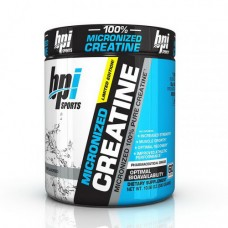 BPI Sports Micronized Creatine Unflavoured 300 g