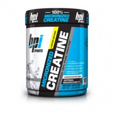 BPI Sports Micronized Creatine Unflavoured 600 g