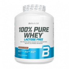BioTech 100% Pure Whey Lactose Free 2,27 kg