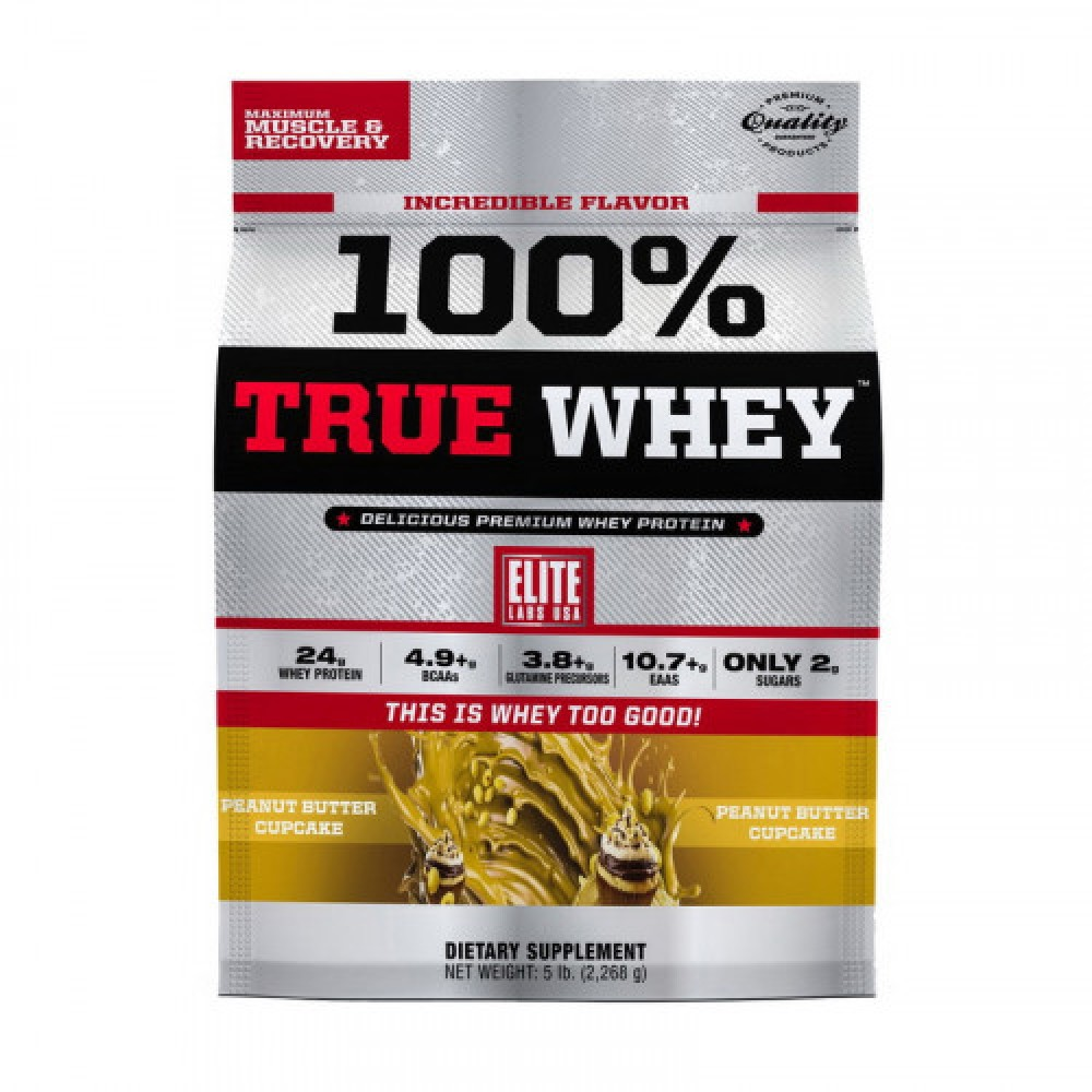 Elite Labs USA 100% True Whey 2,26 kg