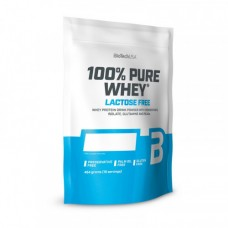 BioTech 100% Pure Whey Lactose Free 454 g