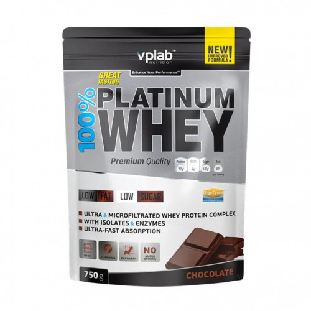VP Labs 100% Platinum Whey 750 g