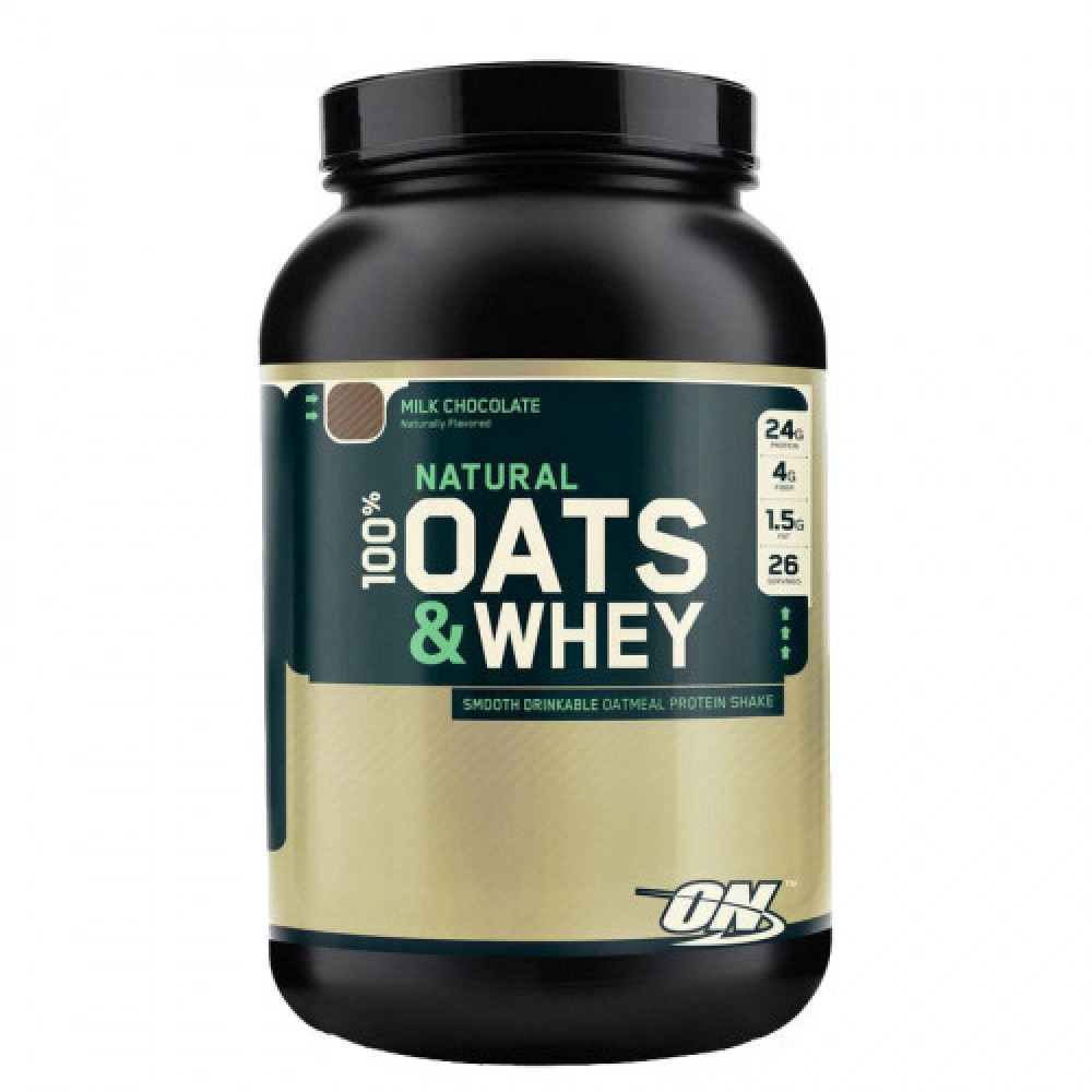 Optimum Nutrition 100% Natural Oats & Whey 1,36 kg