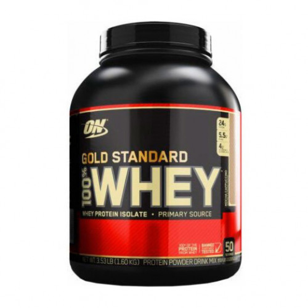 Optimum Nutrition 100% Whey Gold Standard 1,5 kg