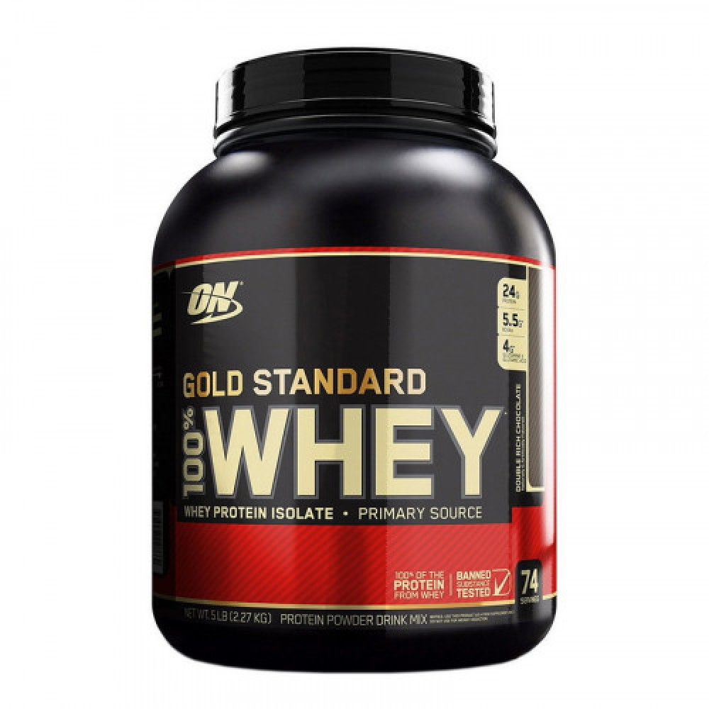 Optimum Nutrition 100% Whey Gold Standard EU 2,3 kg