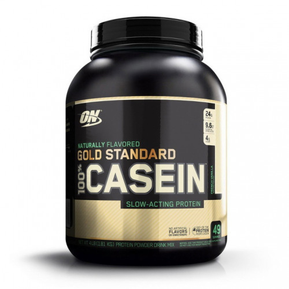 Optimum Nutrition 100% Gold Standard Casein Natural 1,81 kg