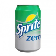The Coca-Cola Company Sprite Zero Sugar 1 x 330 ml