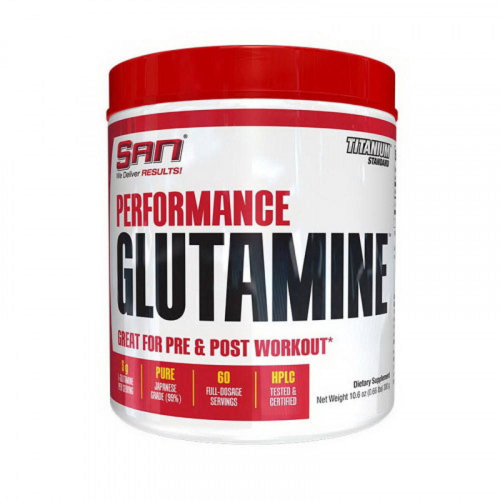S.A.N Performance Glutamine 600 g