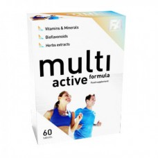 Fitness Authority Muli Active Formula 60 tabs