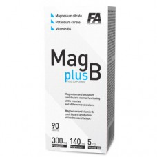Fitness Authority Mag plus B 90 tabs