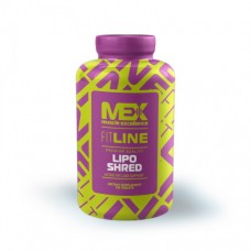 MEX Muscle Excellence Lipo Shred 120 tabs