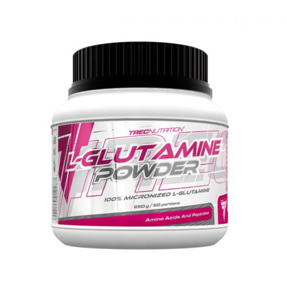 TREC Nutrition L-Glutamine Powder 250 g