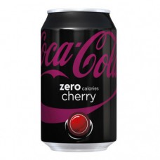 The Coca-Cola Company Coca-Cola Zero Calories Cherry 1 x 330 ml
