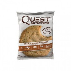 Quest Nutrition Quest Protein Cookie Peanut Butter 1 x 58 g