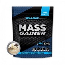Willmax Mass Gainer 2 kg