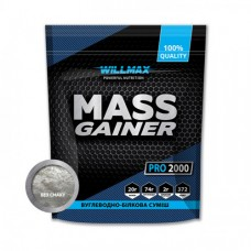 Willmax Mass Gainer Unflavored 2 kg