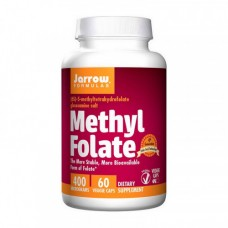 Jarrow Formulas Methyl Folate 400 mcg 60 veg caps