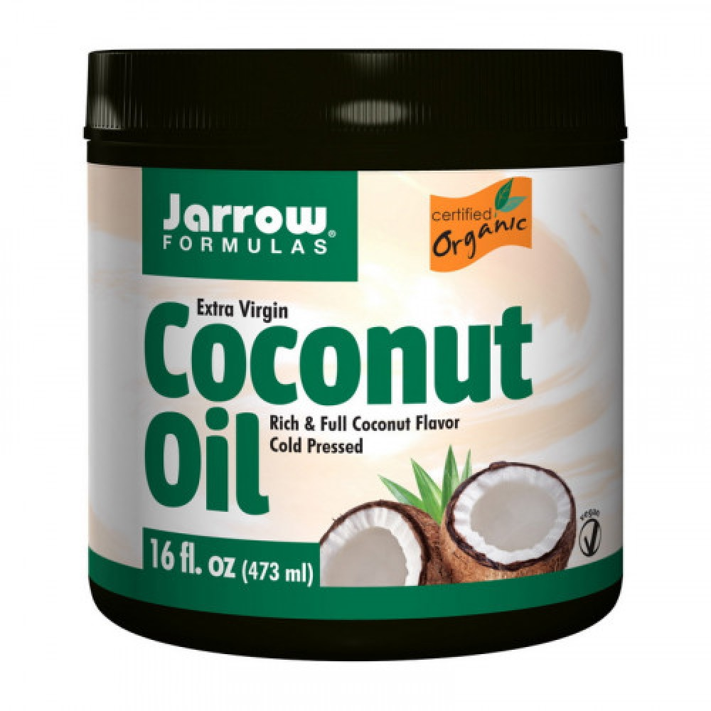 Jarrow Formulas Coconut Oil 473 ml