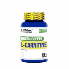 FitMax Green Coffee L-Carnitine 90 caps